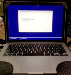 Установка Windows на MacBook